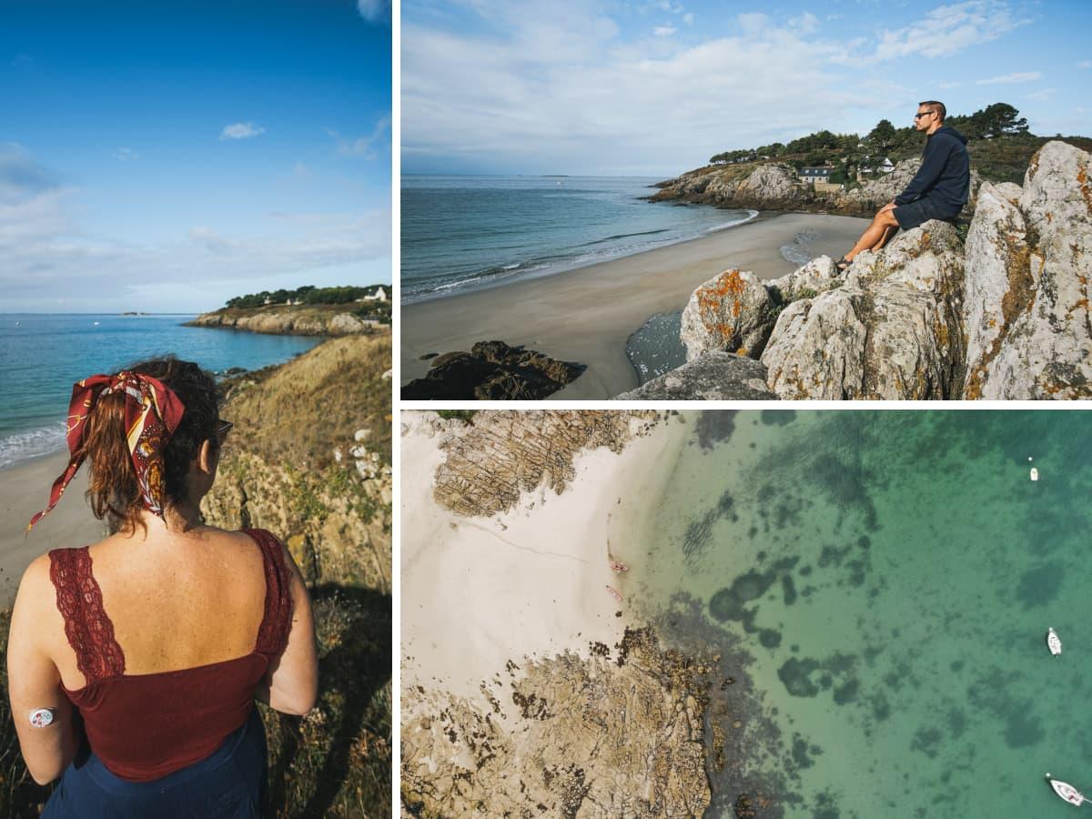 carole plage mer