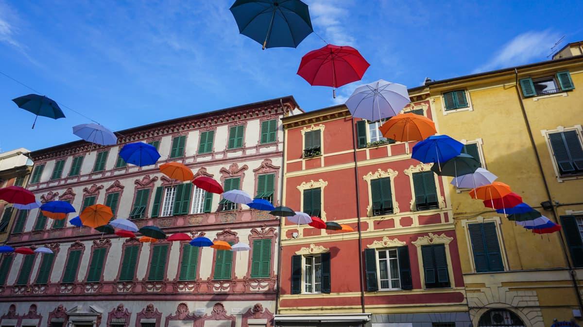 parapluie italie