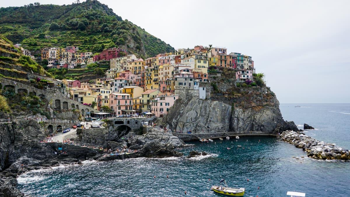 village mer italie