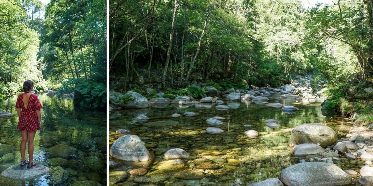 corse rivière carole