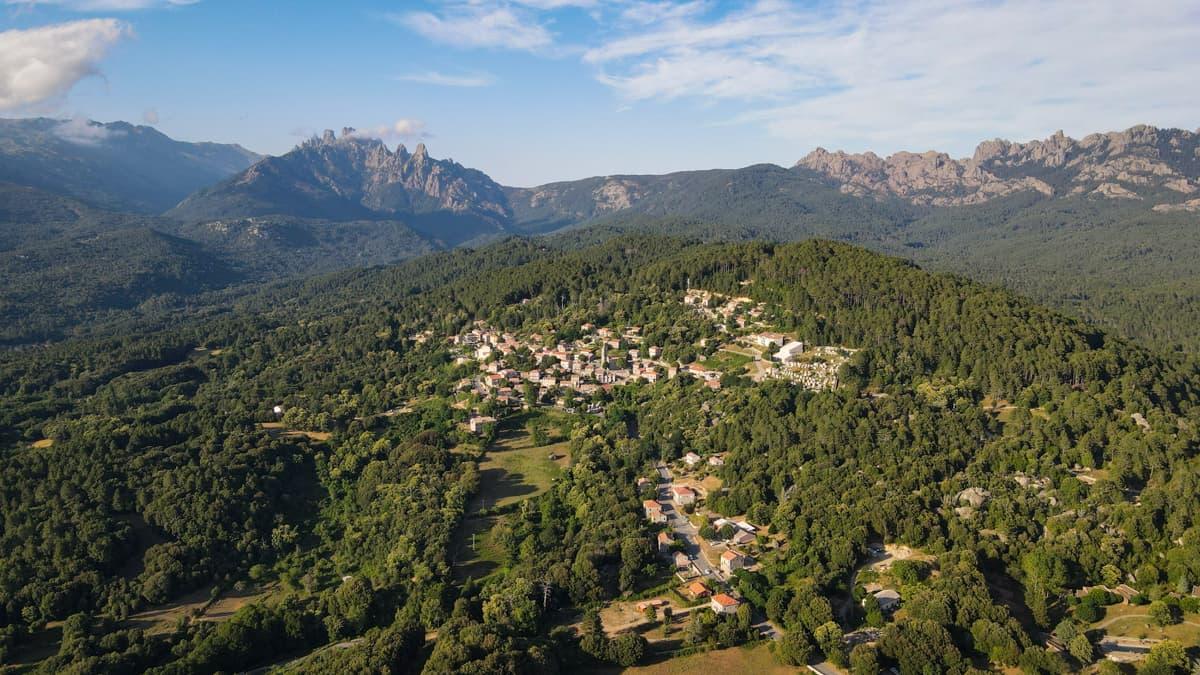 drone village