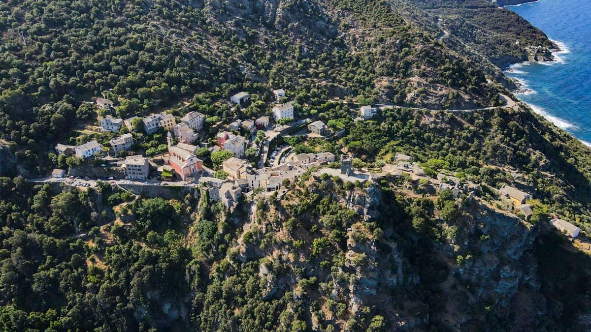 village drone